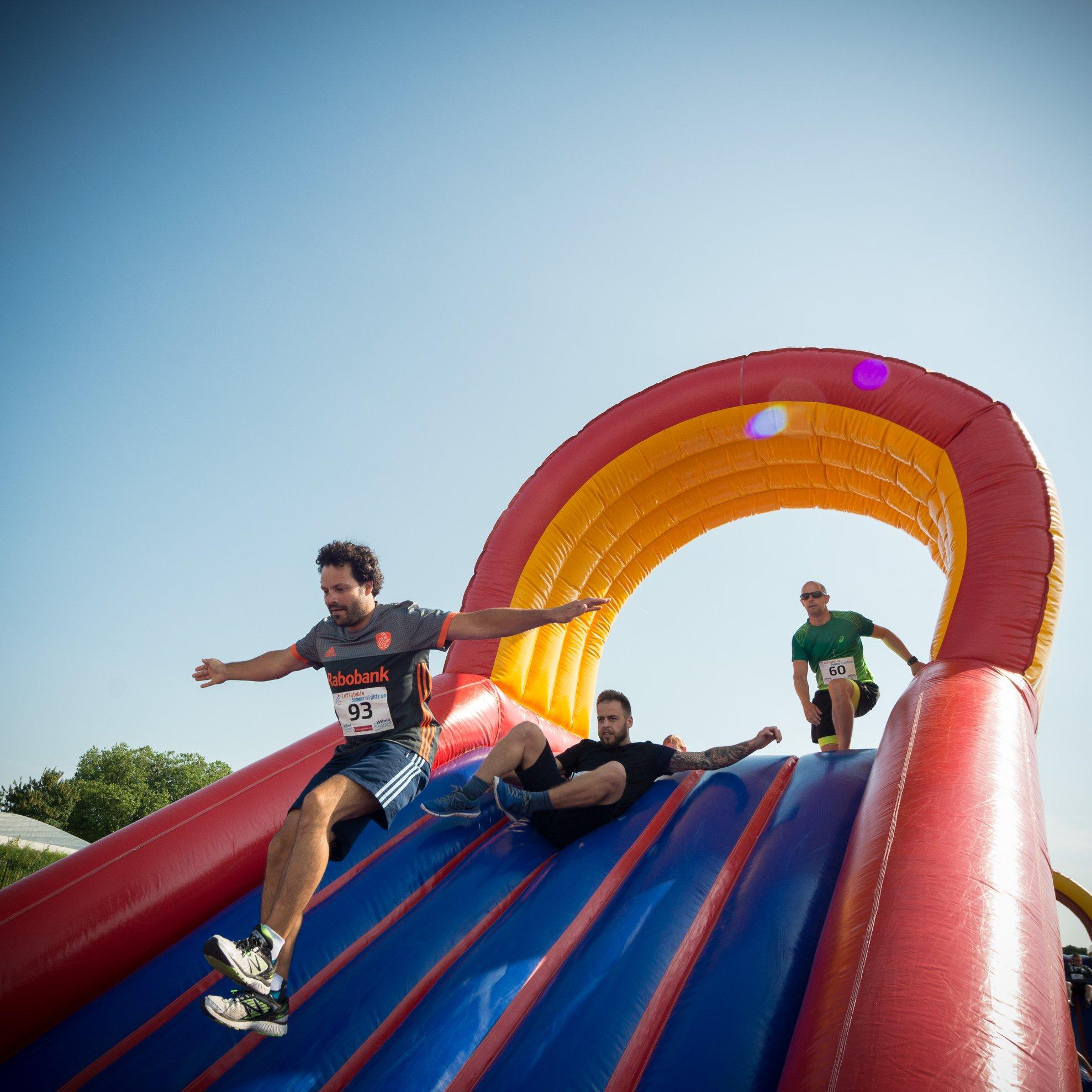 inflatable Summernightrun 2018