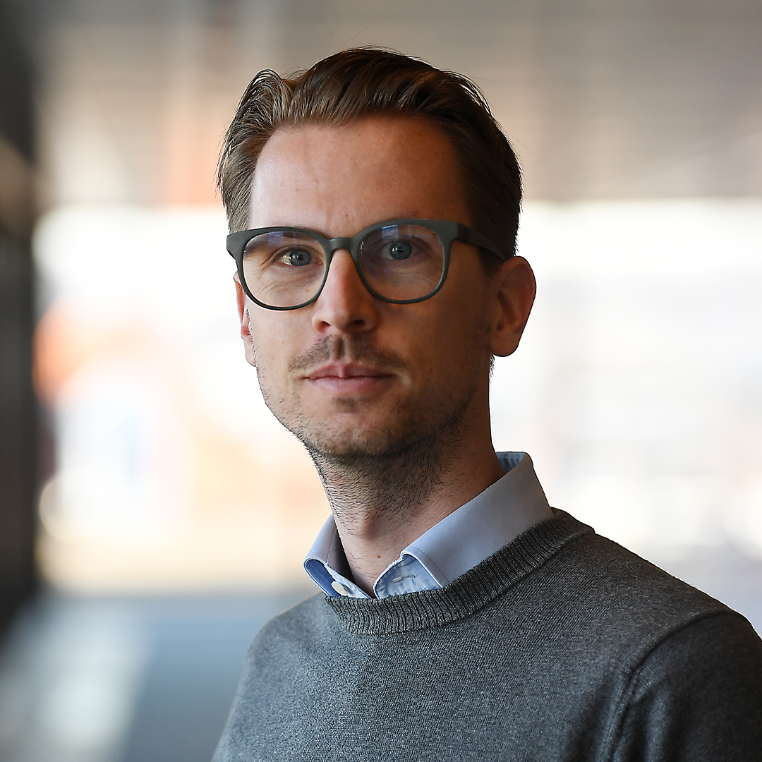 Yannick Diederen (commissie coördinator)